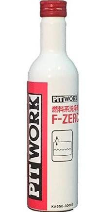 PITWORK F-ZERO 投入