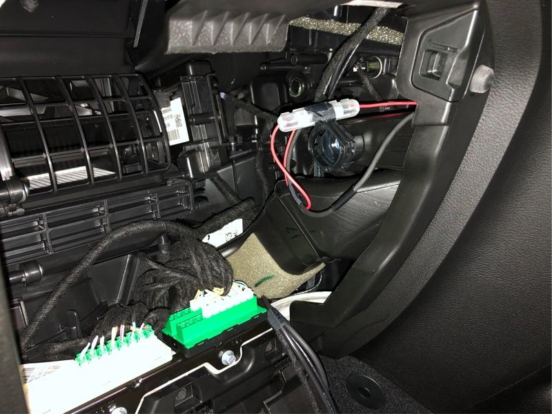 ドライブレコーダーの電源