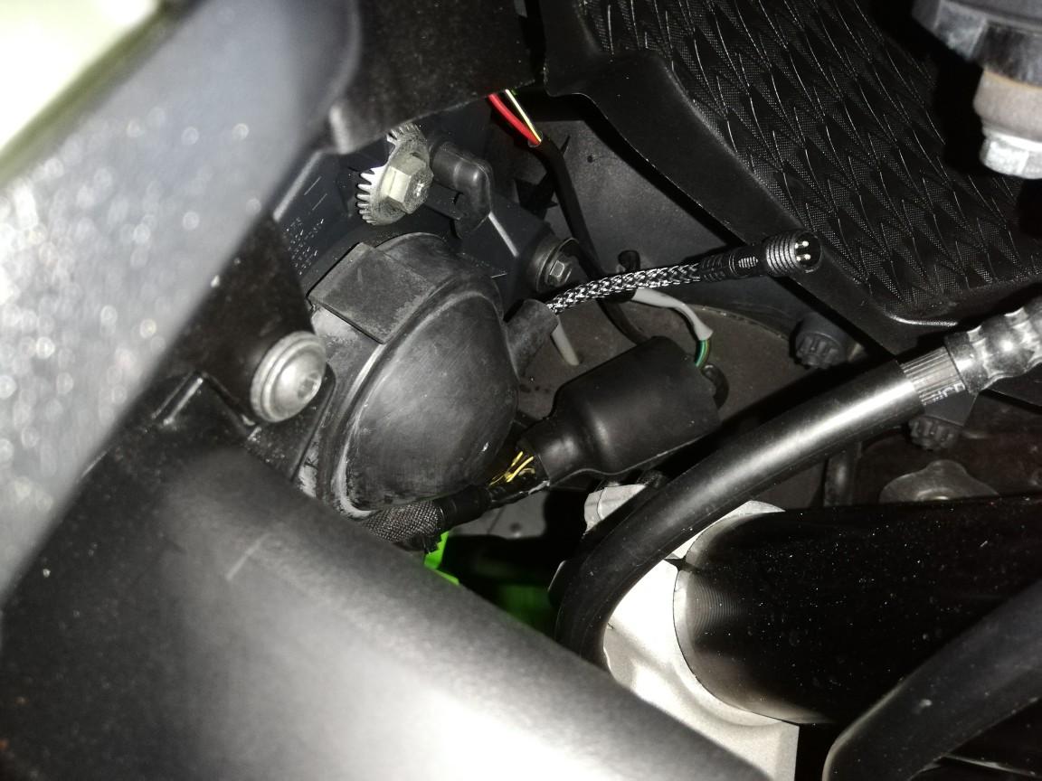 クロライト 防水キャップ装着車向けH7 LEDその1