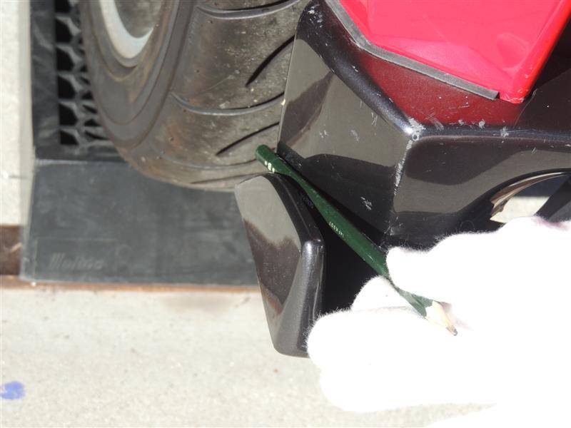 S660無限リアアンダースポイラー装着車用リアパネルの取り付け方
