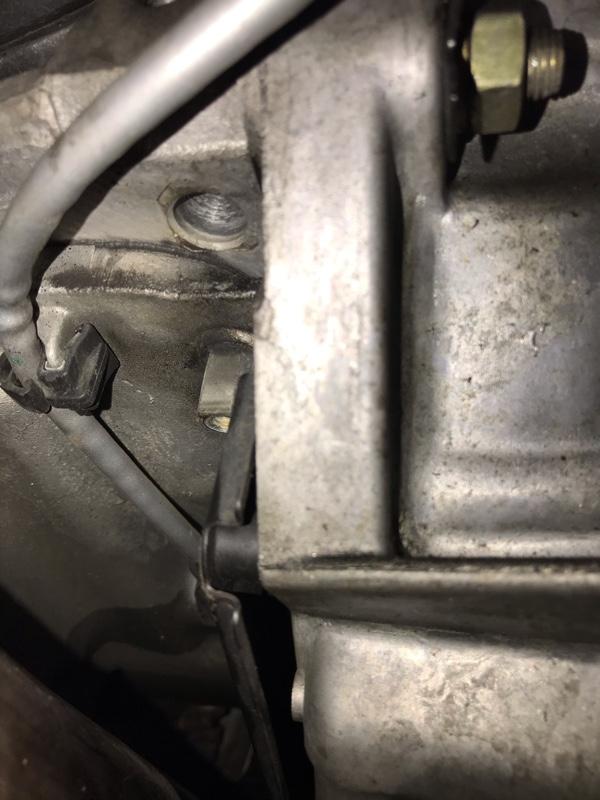 クランク角センサーDIY交換しました。アンダーパネルを外すのに一箇所とも周りして外せず30分浪費