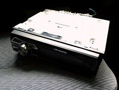 MVH-380に交換
