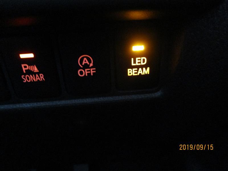 ヘッドライト4灯化