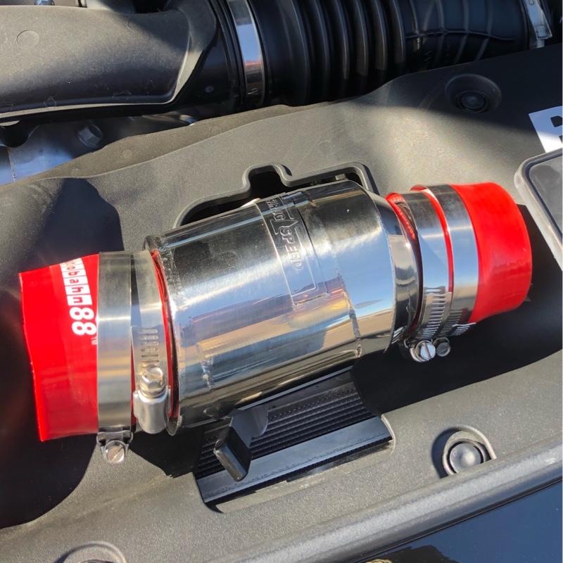 SURUGASPEED AIR CONTROL CHAMBER取付作業❣️