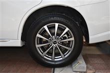 法定12か月点検、冬タイヤに交換、買い替え提案