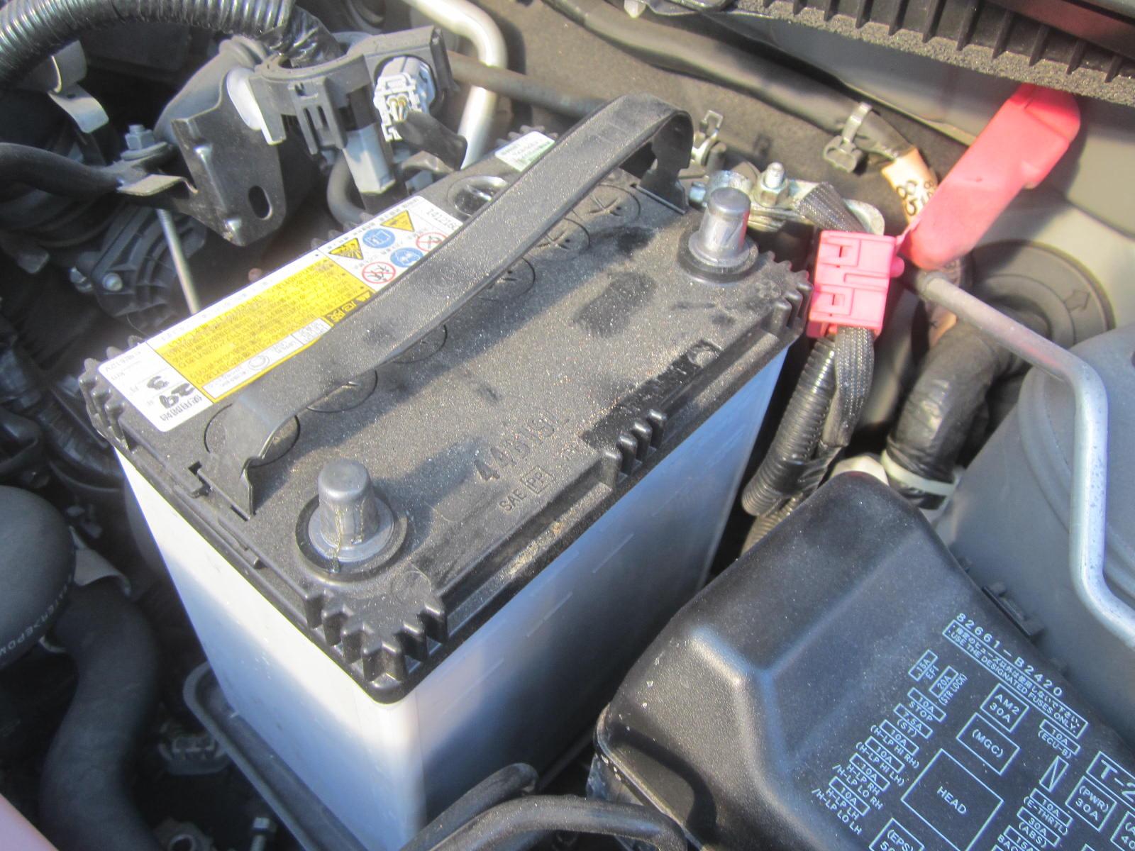 L675S バッテリー交換