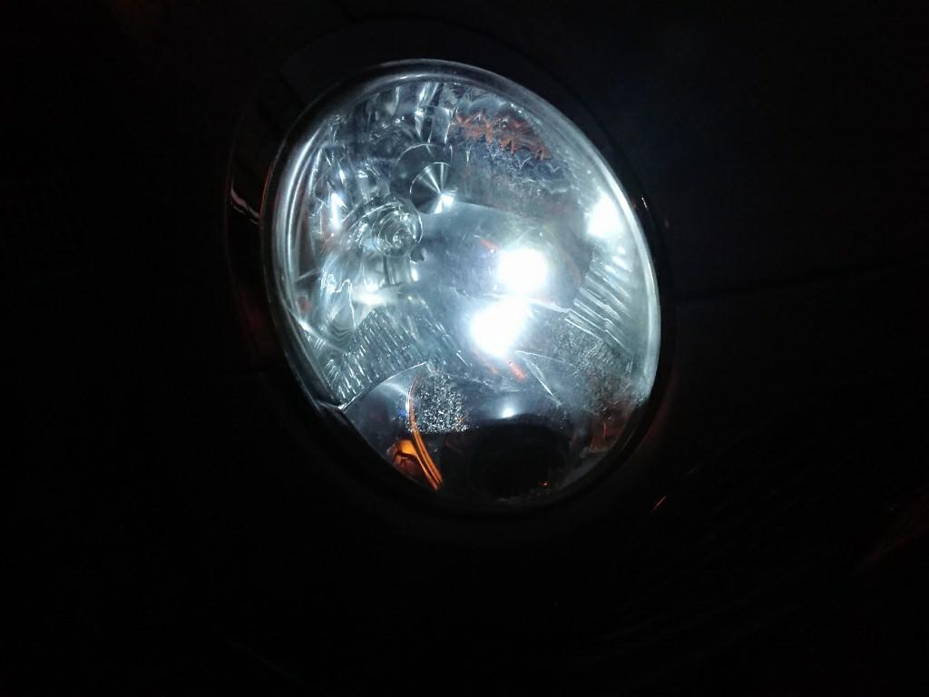 ポジション球LED化