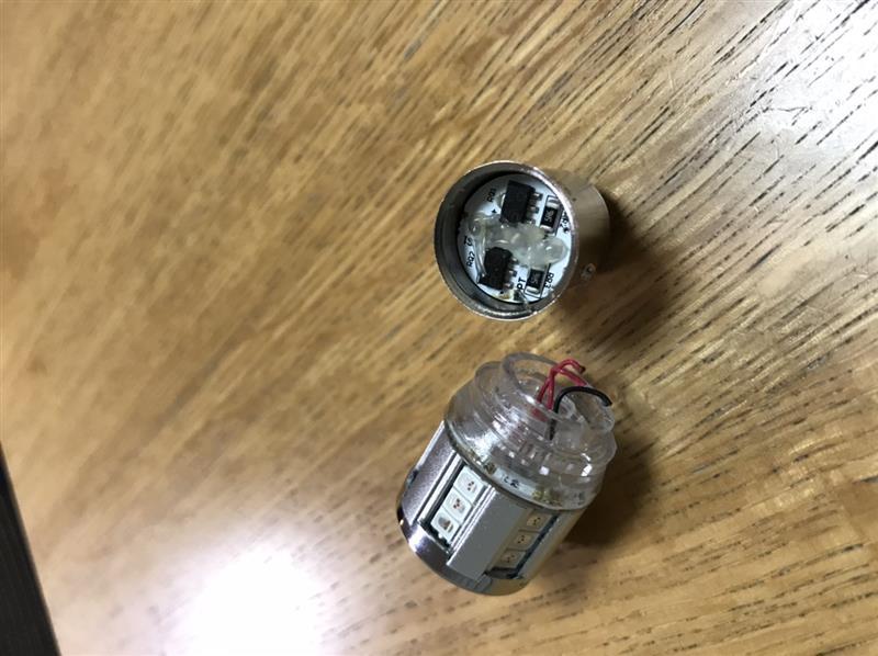 番外編 XT250 ヴァレンティM13 LED ダメダメ