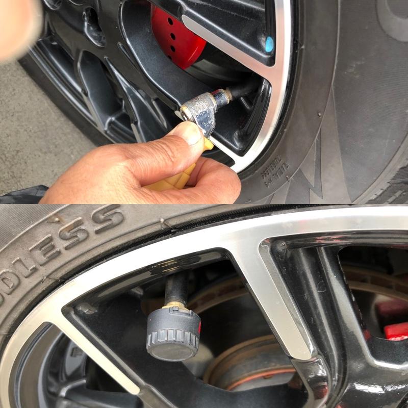 恒例冬タイヤに交換