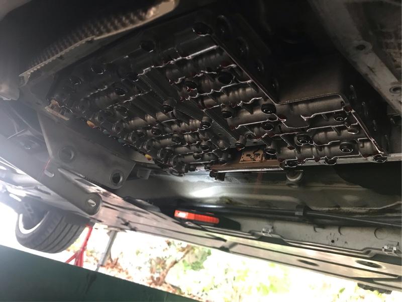 BMW E90 ATF DIY 3