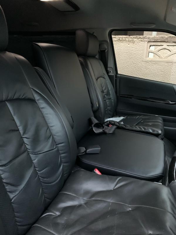 レジアスエース 200系 S-GLセンターシート取り付け