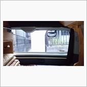 運転席から見ると、こんな感じ。<br /> せめてレールがブラウン系の色だったら良かったのになー。(笑)<br /> <br />               ーつづくー