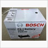 BOSCH PSIN-6C<br /> Yahoo ショッピング:9780円<br /> 廃棄BATT回収:500円<br /> 走行距離:99448km