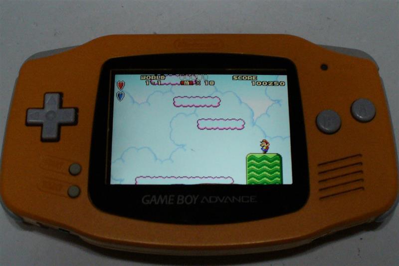 アドバンス ips 液晶 ゲームボーイ