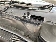 3シリーズ クーペ BMW初エアコンフィルター交換!のカスタム手順2