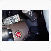 新車購入時に装着した地デジチューナーHIT7700のリモコンが突如機能せず。<br /> <br /> 電池交換しても駄目(T^T)<br /> <br /> ステアリングリモコンアダプターが付いているので選局は可能ですが、電源オフに出来ないのが致命的。<br /> <br /> 今のシステム上、地デジTVの電源が入っているとミラーレーダーのモニターが常時TV画面になってしまうので…_| ̄|○