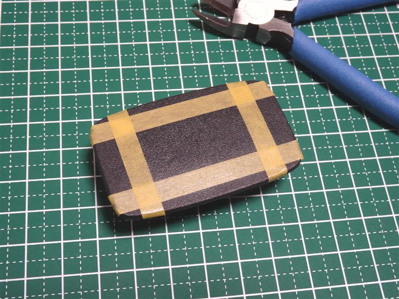 USB接続通信パネル加工