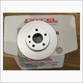 先日に引き続きリアのローターもDIXCELのPDタイプに交換します。