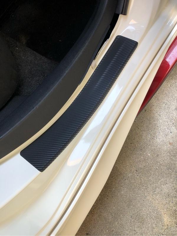 ニスモ ドア スカッフプレート ステッカー ガード