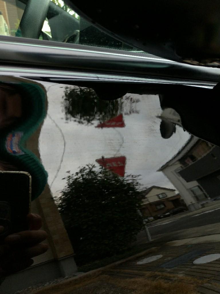 シリコン洗車⑤続き