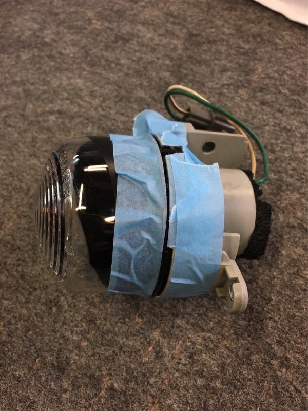 カルテ122  DCNターンランプ漏水手術