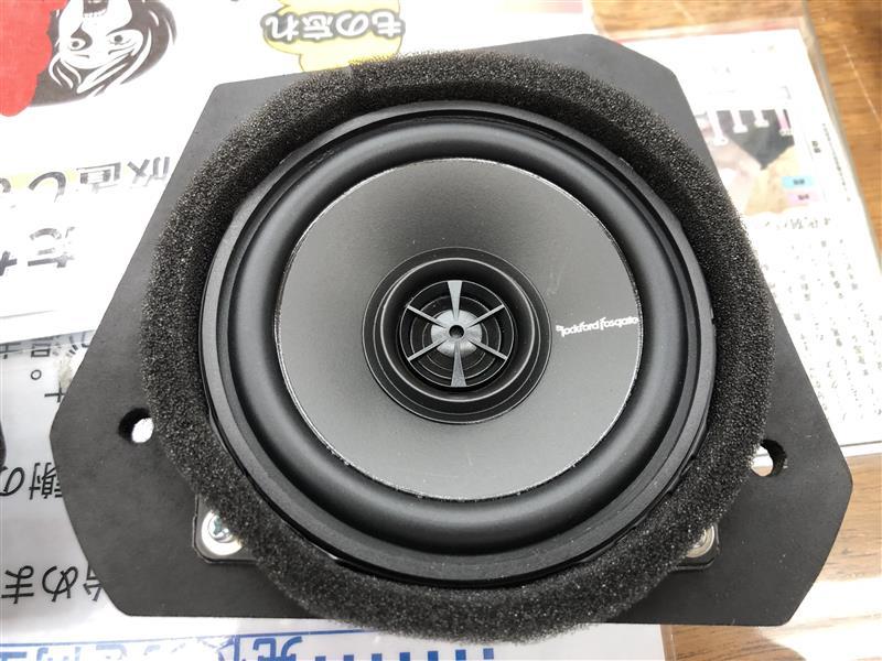ロックフォード R14X2 取付