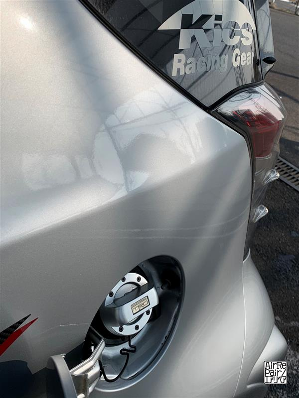 洗車+ドロップダンサー2試験施工