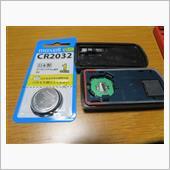 スマートキー電池交換(2020.01)