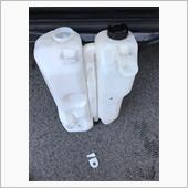 ウォッシャー液タンクのブラケット劣化