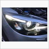 ポジションが点かず、ヘッドライトが点灯😳<br /> <br /> しかもハイビームが使えなくなり、メーターの警告灯まで😨