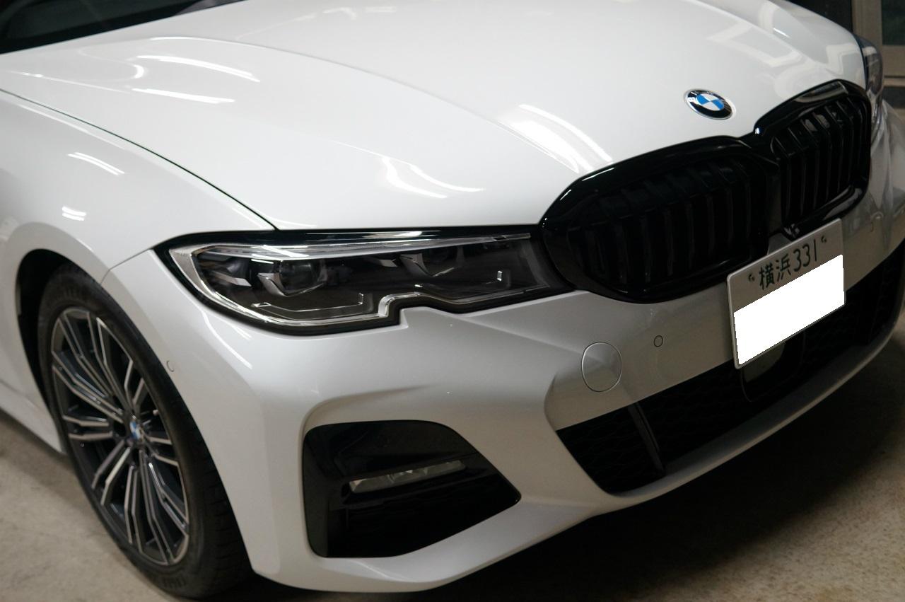 BMW320iMスポーツ ys special ver.2 施工完了です^^