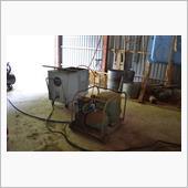 エアコンプレッサー システム構築