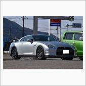 R35 GTR 車検整備&LED(^^)/の画像