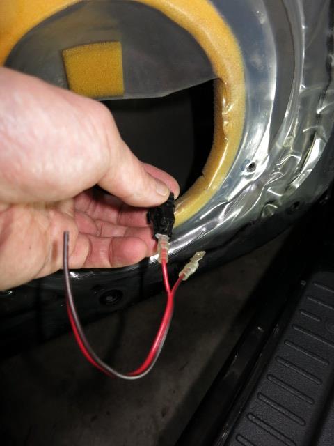 スピーカー回路修理