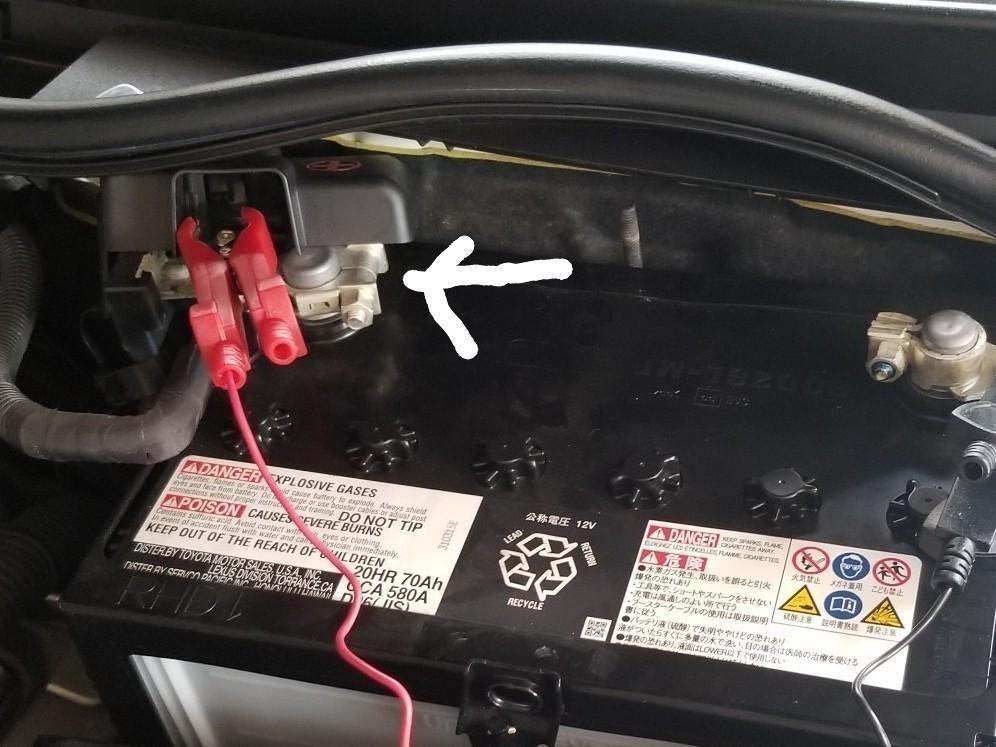 バッテリー交換DIY(GSユアサ-エコ アールレボリューション)