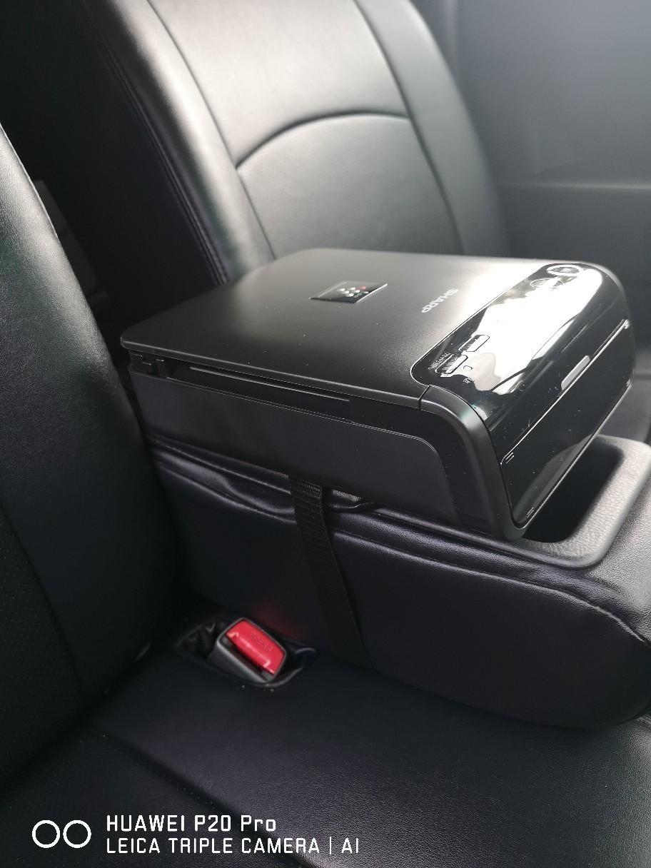 車用のプラズマクラスターを付けました