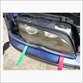ヘッドライトカバー交換