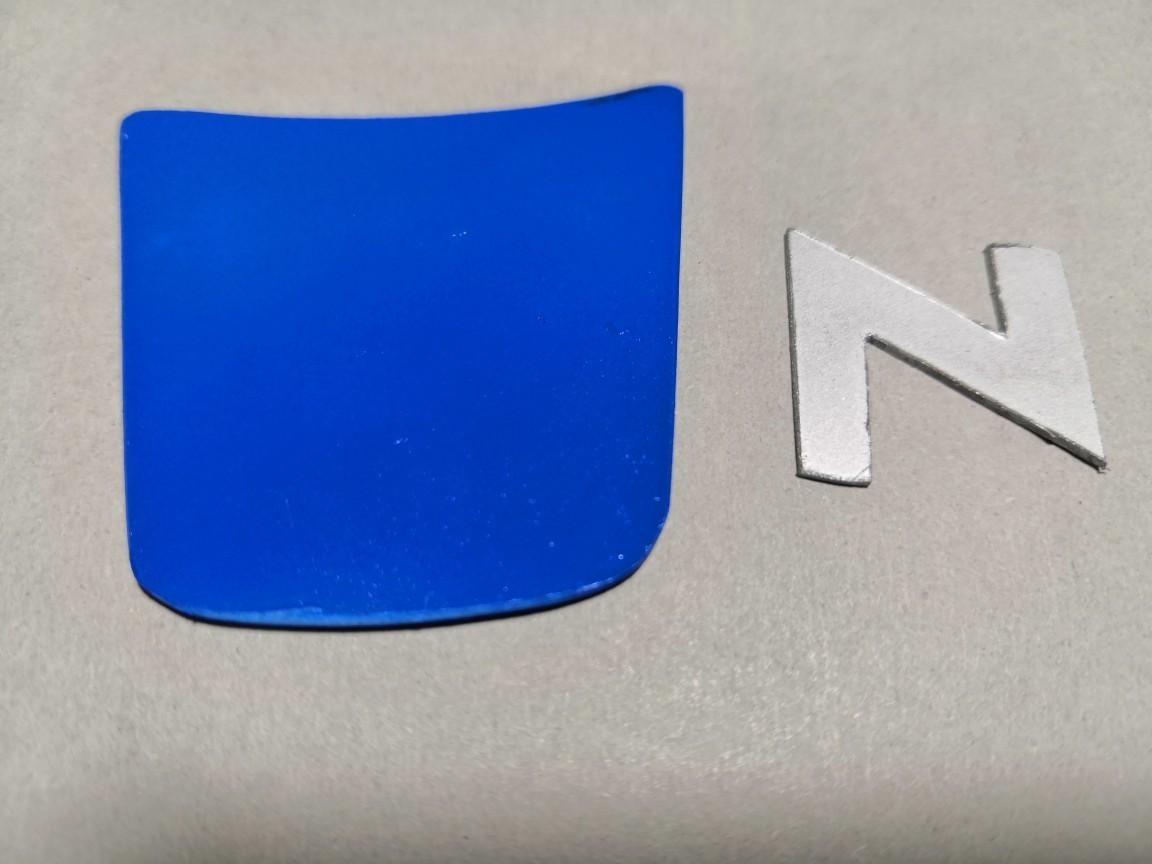 N-BOXステアリングプレート自作してみた。②