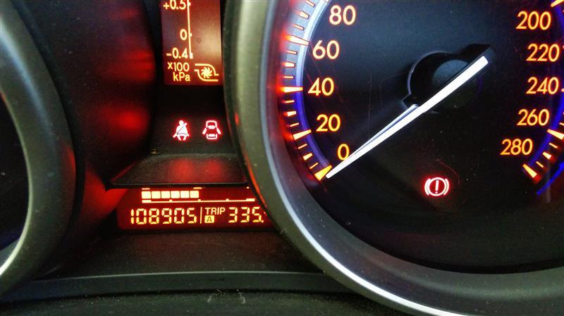 108905km エンジンオイル交換とタイヤ