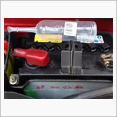 PP1 : バッテリー補水。の画像