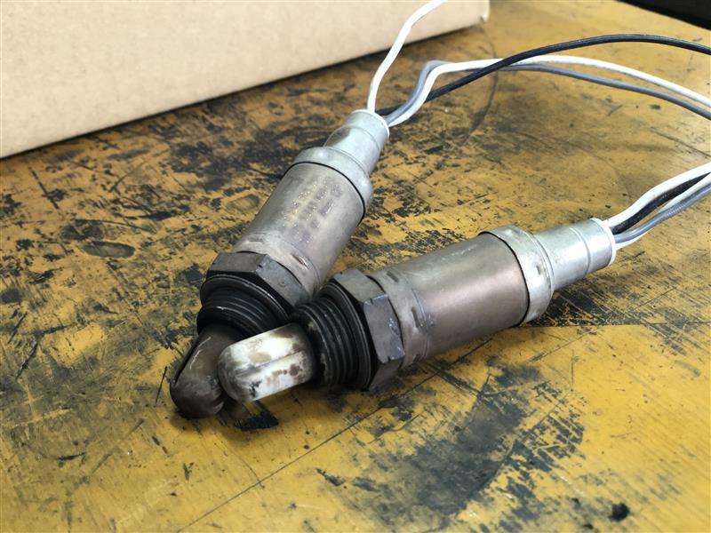 ラムダ(O2)センサー交換