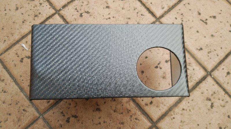 デフィ レーサーゲージN2水温計取付
