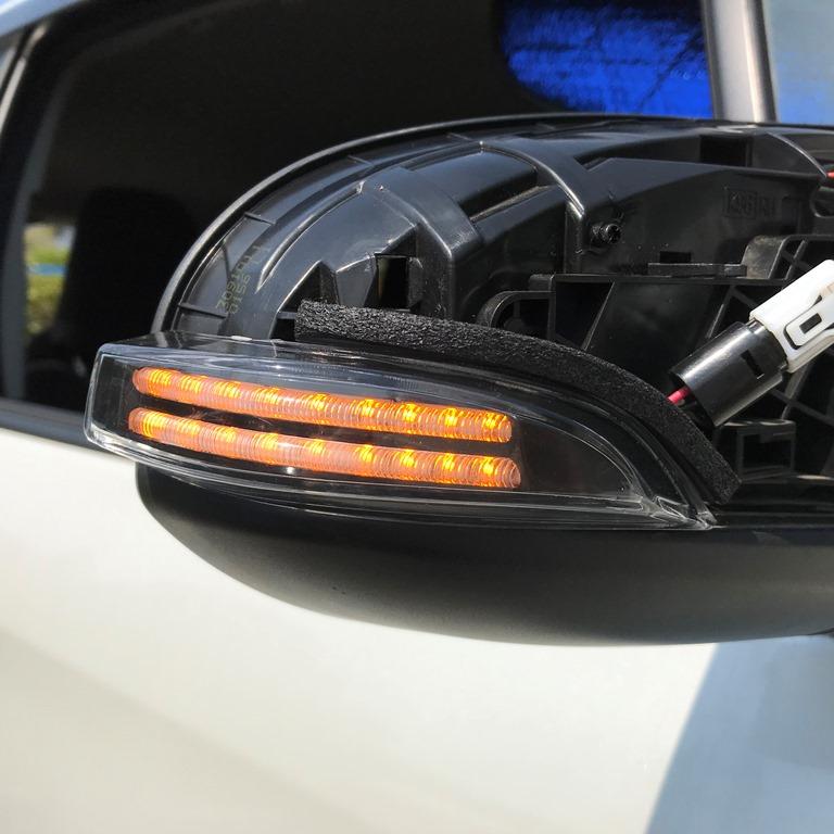 【LED 流れるウィンカー】