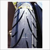 タイヤ交換 DUNLOP RUNSCOOT D307A リア 90/90-14 チューブレス用