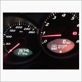 ウォッシャー液補充インジケーター点灯(26745km)の画像