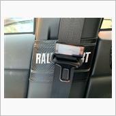 シートベルト当たりカバー?の画像