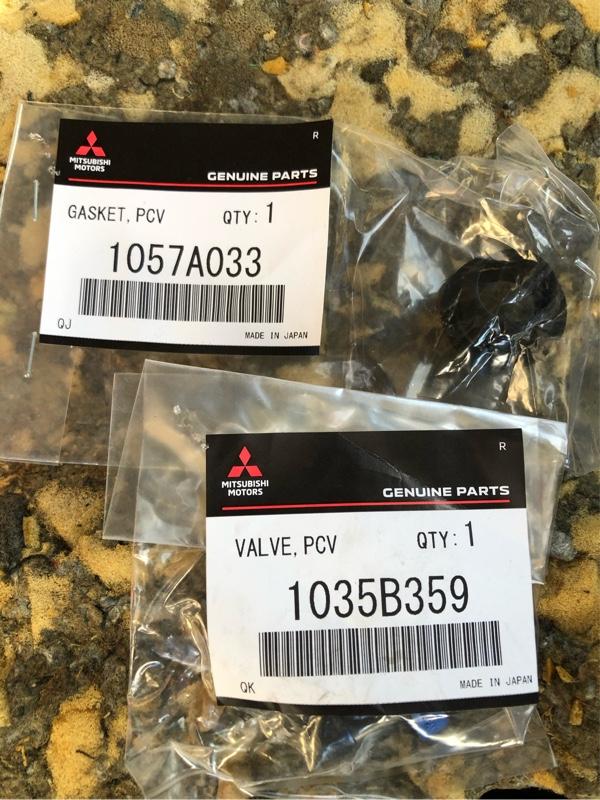HA1Wの持病 PCVバルブ+パッキンを交換します。
