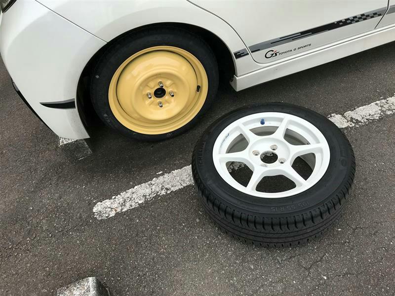 【P1 Racing・ガリガリ君】(おまけ)