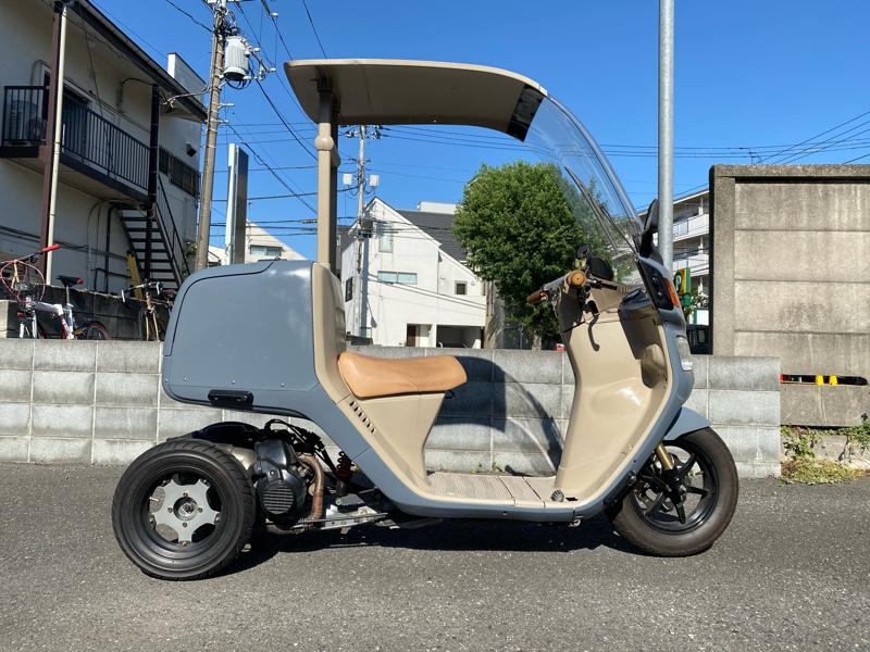 全塗装 ソリッドグレー トヨタPBA