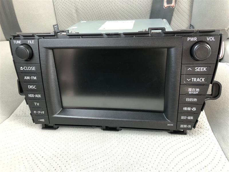 30プリウス HDDナビゲーションシステム&プリウス・スーパーライブサウンドシステム取付 ①知識編